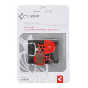 Cube 10006 Brake Pads Formula Oro sintered red